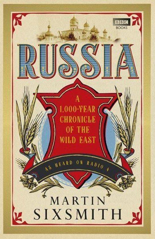 Omslag van Russia