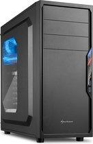 Sharkoon VS4-W Midi-Toren Zwart
