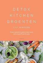 Detox Kitchen groenten. Verse en gezonde recepten zonder zuivel, tarwe en geraffineerde suiker
