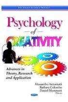 Boek cover Psychology of Creativity van