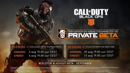 Call of Duty : Black Ops 4 - Pro Edition - Xbox One - Activision