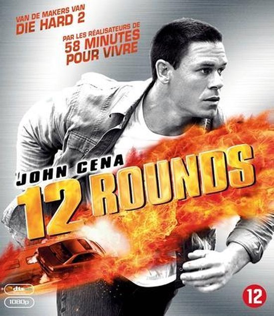 Cover van de film '12 Rounds'