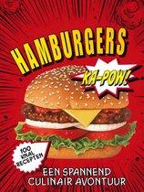 Hamburgers 100 knalrecepten