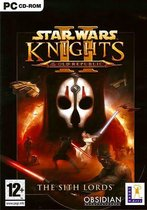 Knights of the Old Republic 2: The Sith Lords - Windows