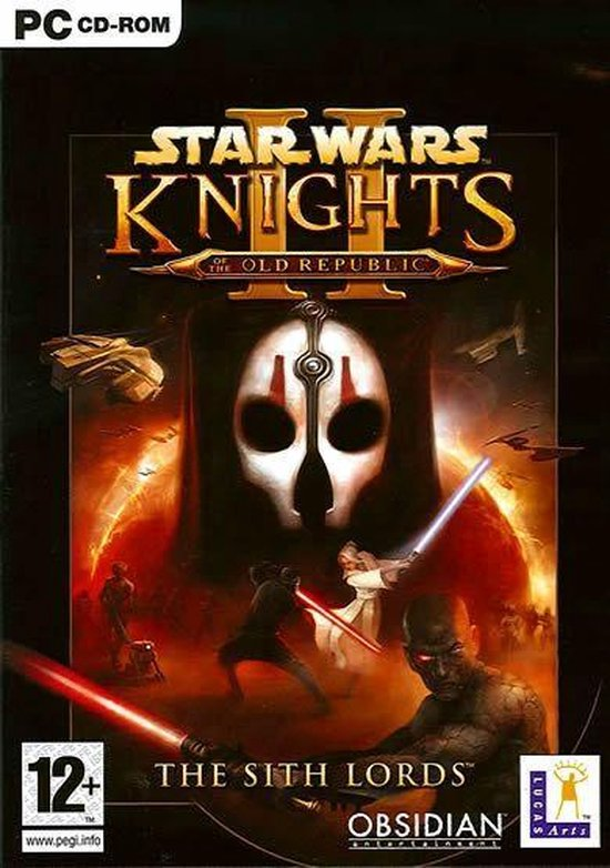 Knights of the Old Republic 2: The Sith Lords – Windows