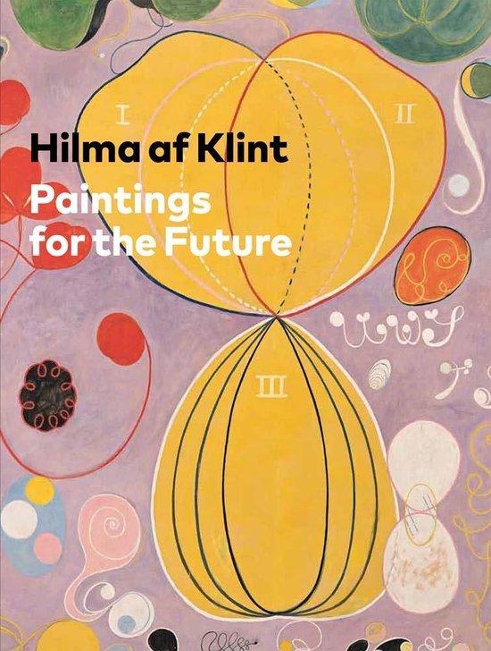 Boek cover Hilma af Klint van Tracey Bashkoff (Hardcover)