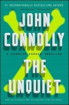 Omslag The Unquiet