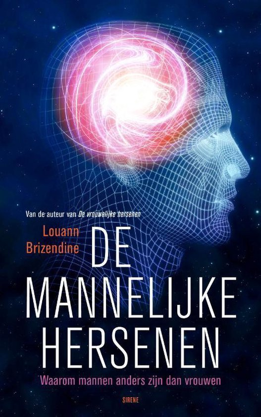 Cover van het boek 'De mannelijke hersenen' van L. Brizendine