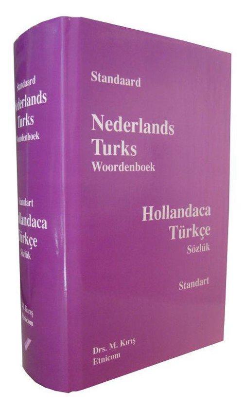 Standaard Nederlands - Turks Woordenboek - M. Kiris  