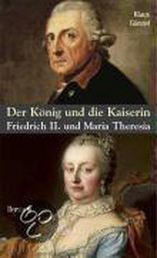Boek cover Der König und die Kaiserin van Klaus Günzel (Hardcover)