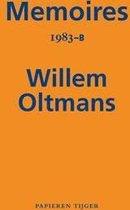 Memoires Willem Oltmans 36 - Memoires 1983-B