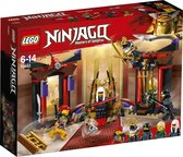 LEGO NINJAGO Troonzaalduel - 70651