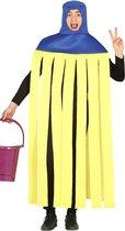 Grappig zwabber kostuum voor volwassenen - Volwassenen kostuums