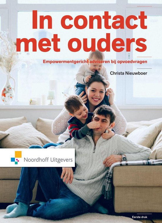 In contact met ouders