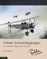 Militaire Historie  -   Fokker schoolvliegtuigen