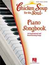 Boek cover Chicken Soup for the Soul Piano Songbook van Hal Leonard Corp.