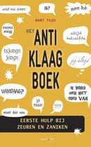 Boekomslag van 'Het anti-klaagboek'