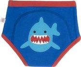 Zoocchini oefenbroekje - Sherman the Shark 3-4 jaar