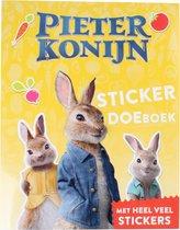 Memphis Belle Stickerboek Pieter Konijn