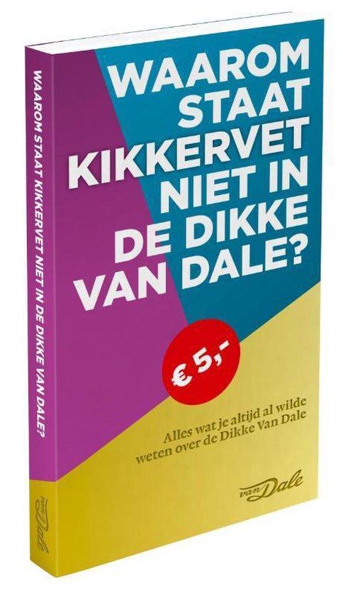 Waarom staat kikkervet niet in de Dikke VanDale - Ton den Boon pdf epub