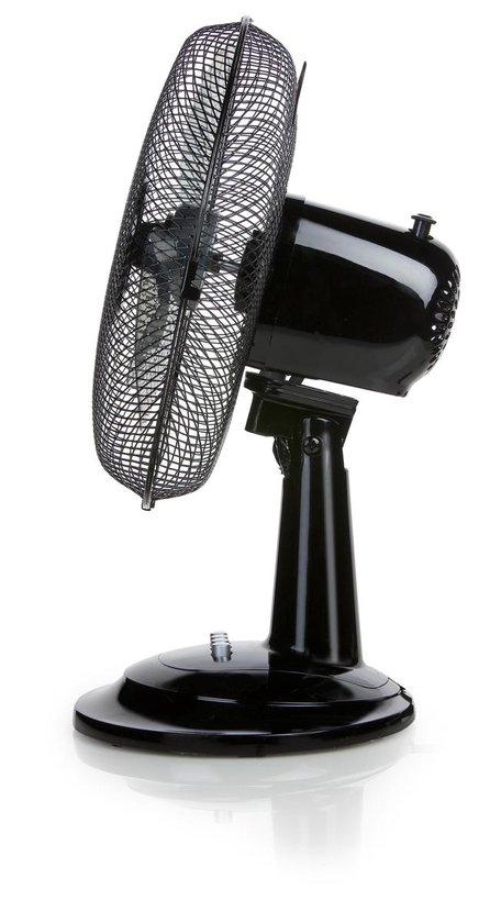 Domo DO8139 Tafelventilator Zwart