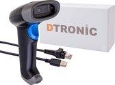 DTRONIC M4 - QR en 2D barcode handheld - Scannen v