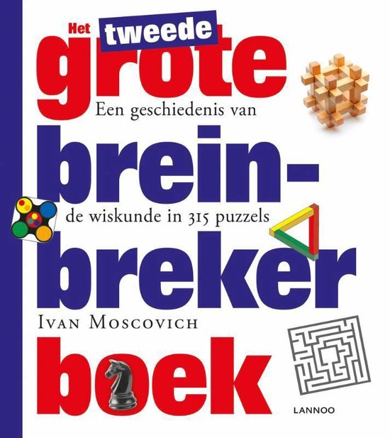 Afbeelding van Het Tweede Grote Breinbreker Boek