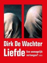 Boek cover Liefde van Dirk De Wachter