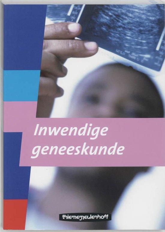 Inwendige geneeskunde - J.W. van der Krans |