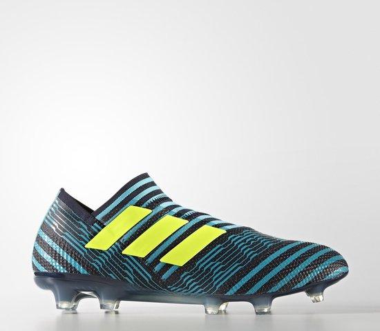 Messi Nemeziz Voetbalschoenen Lichtblauw Wit kopen? 17+