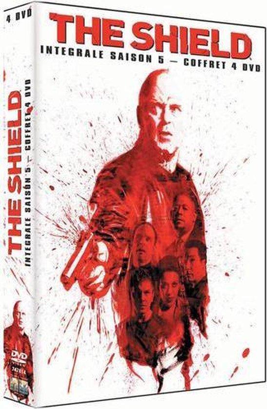 Cover van de film 'Shield'