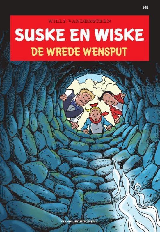 Afbeelding van Suske en Wiske 348 - De wrede wensput