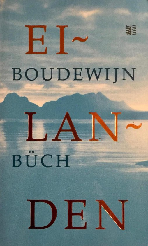 EILANDEN - Boudewijn Buch |