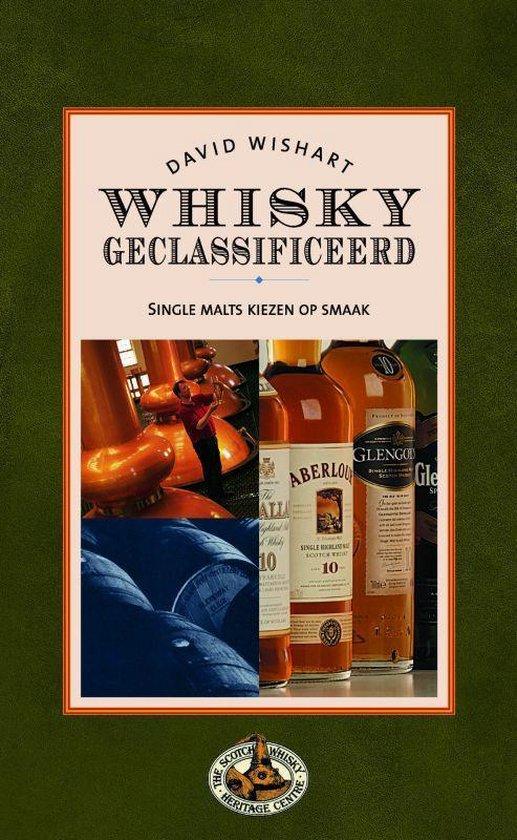 Whisky Geclassificeerd - D. Wishart |