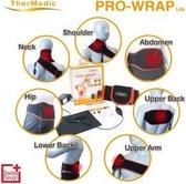 Thermedic ProWrap 140 Lite. Pijnbestrijding met Infrarood warmte-therapie