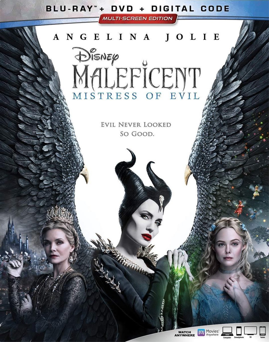 Maleficent: Mistress of Evil (4K Ultra HD Blu-ray) (Import zonder NL)-