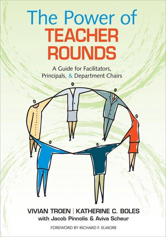 Boek cover The Power of Teacher Rounds van Vivian B. Troen (Onbekend)
