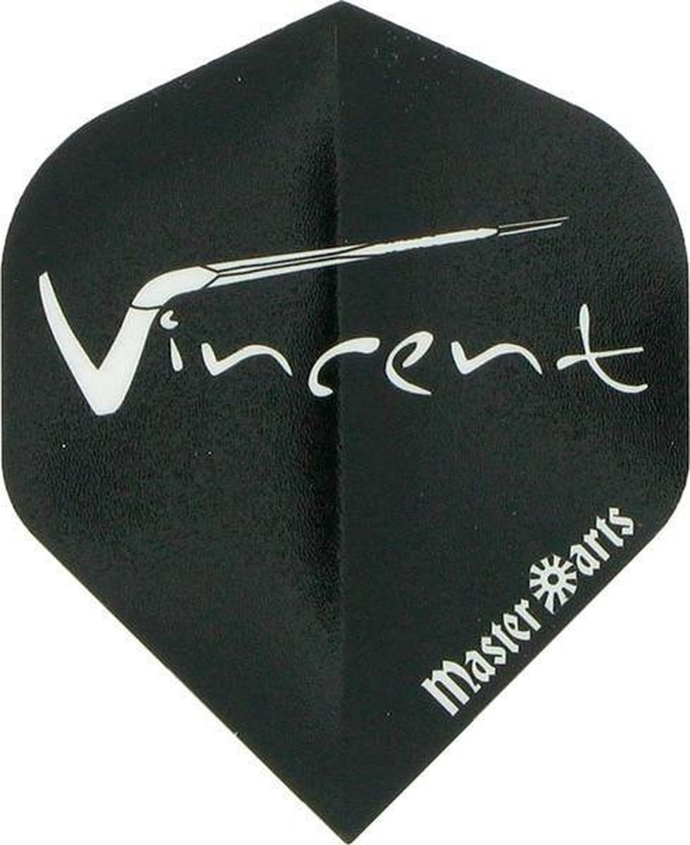 Mckicks Masterdarts Flight 100 - Vincent van der Voort Flight