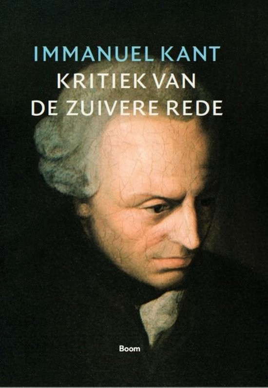 Boek cover Kritiek van de zuivere rede van Immanuel Kant (Hardcover)