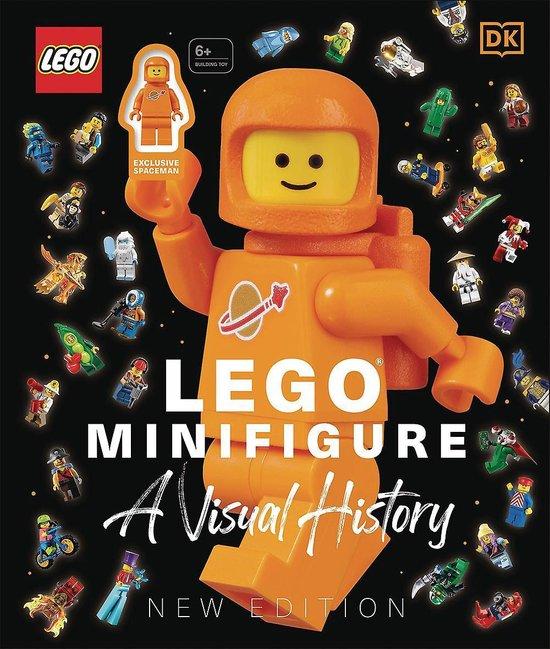 Boek cover Lego(r) Minifigure a Visual History New Edition van Gregory Farshtey (Onbekend)