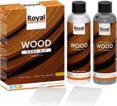 Royal care - Care kit hardwood teakfix
