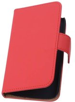 Wicked Narwal | bookstyle / book case/ wallet case Hoes voor sony Xperia Z3 D6603 Rood