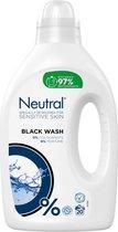 Neutral Zwart & Donker Parfumvrij - 60 wasbeurten - Wasmiddel 3 stuks - Voordeelverpakking