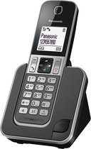 Panasonic KX-TGD310NLG - Single DECT telefoon - Grijs