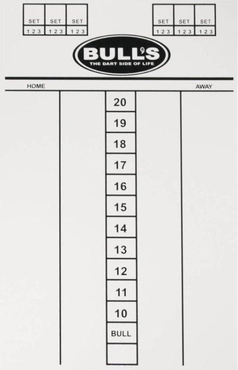 BULL'S BULL'S Budget Whiteboard 45 x 30 cm