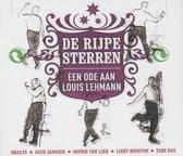 CD cover van De Rijpe Sterren van Louis Lehmann