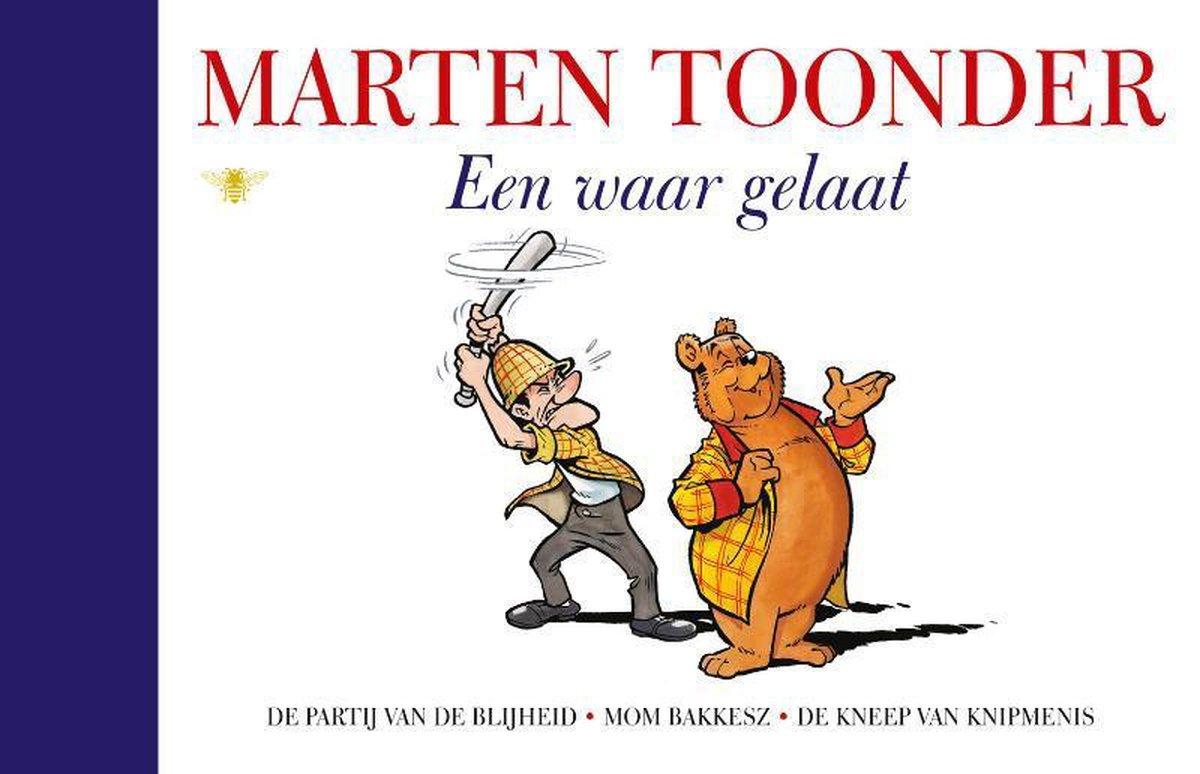 Alle verhalen van Olivier B. Bommel en Tom Poes 13 -   Een waar gelaat - Marten Toonder