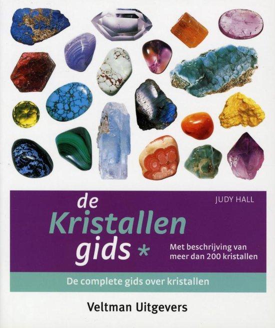 Boek cover De kristallengids van Judy Hall (Paperback)