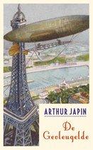 Boek cover De gevleugelde van Arthur Japin (Paperback)