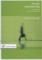 Boek cover Fiscale jaarrekening Opgaven- en werkboek van Henk Fuchs (Paperback)